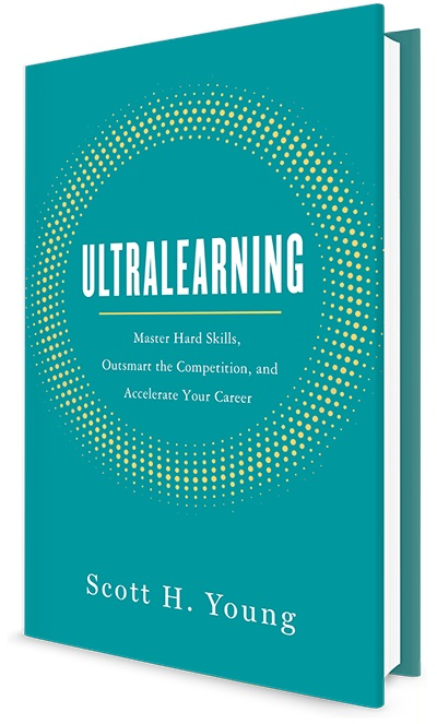 """Ultralearning: Master Hard Skills, Outsmart the Competition, and Accelerate Your Career"" sales gift ideas"